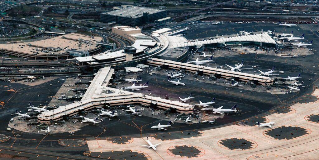 Aeropuertos Newark