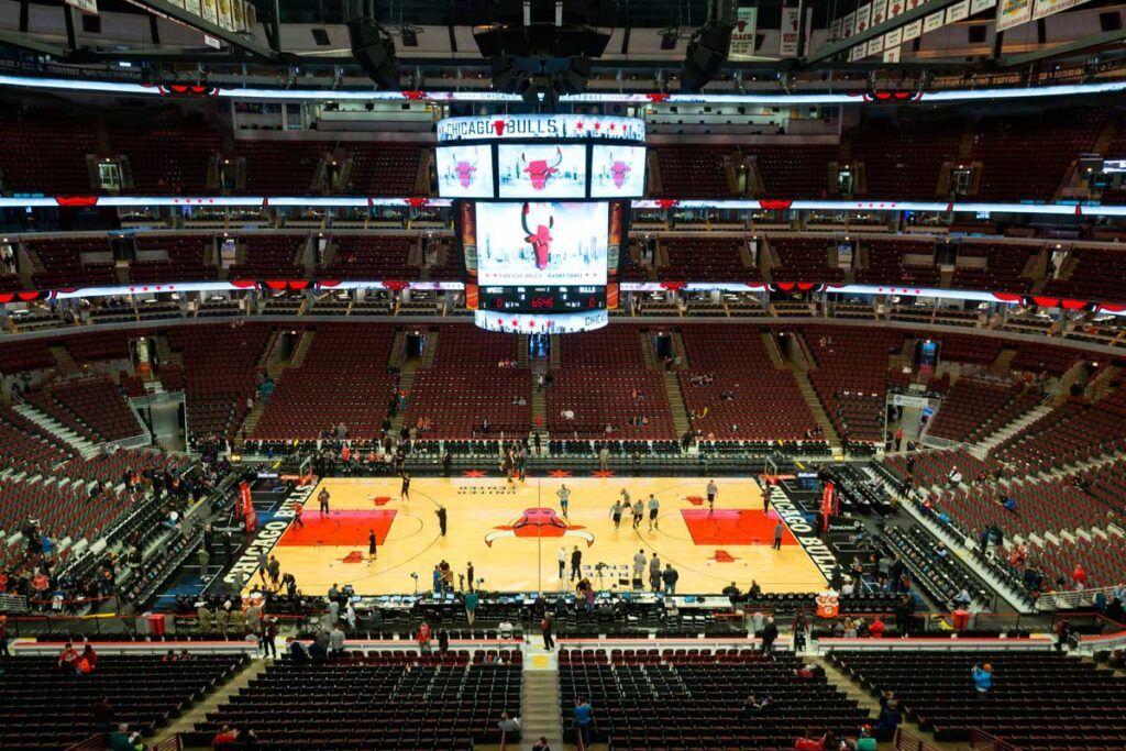 Baloncesto de los Bulls