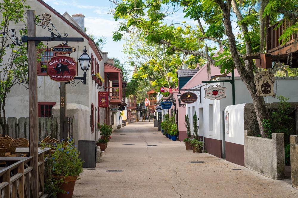 Barrio Colonia de St. Augustine