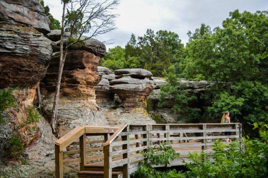 Bosque Nacional de Shawnee