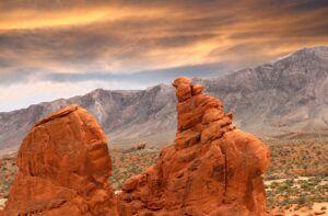 Cañón de las Rocas Rojas