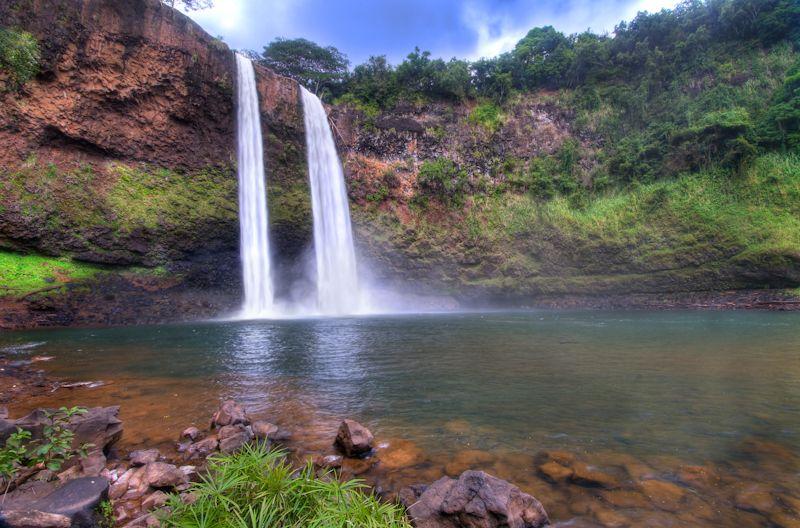 Cataratas de Wailua
