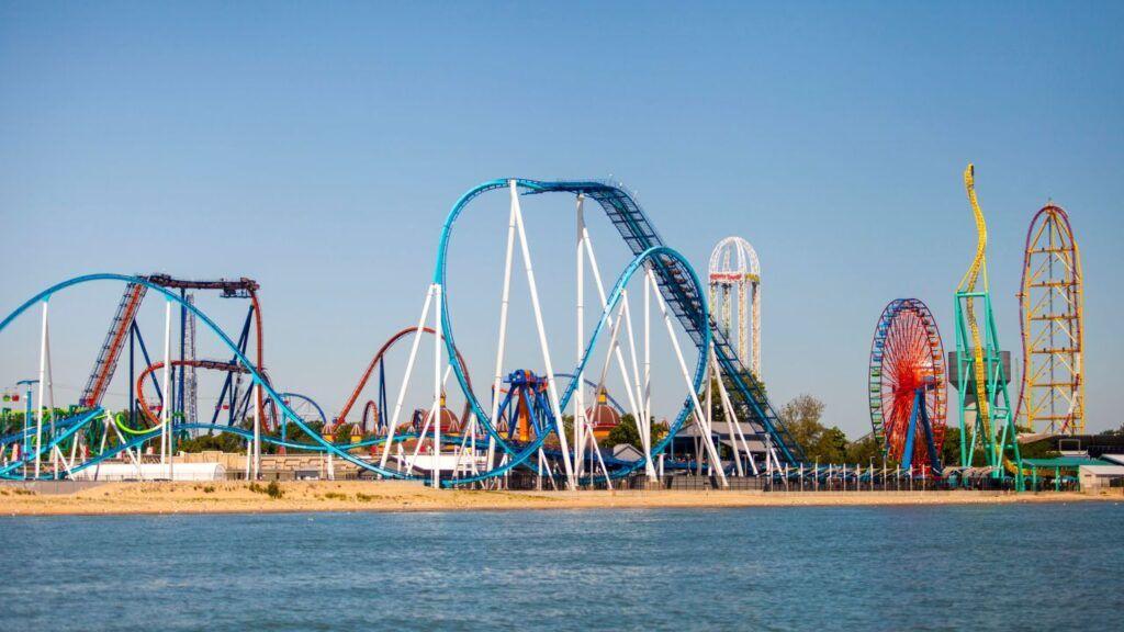 Cedar Point y Kings Island