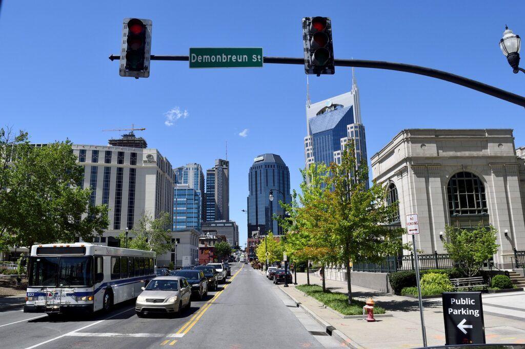 Ciudad de Nashville