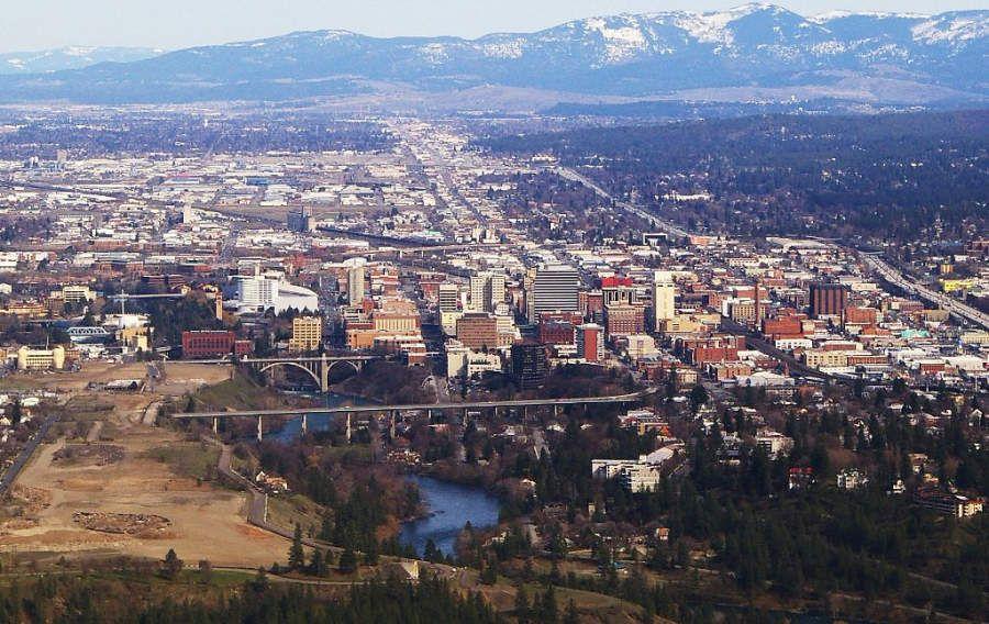 Ciudad de Spokane