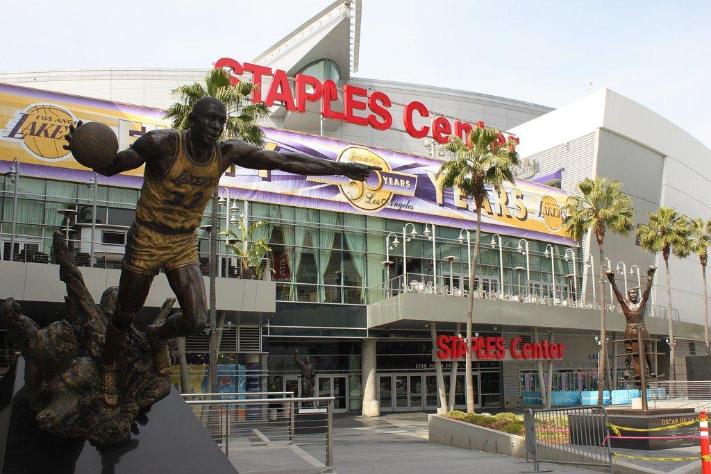 Estadio Staples Center