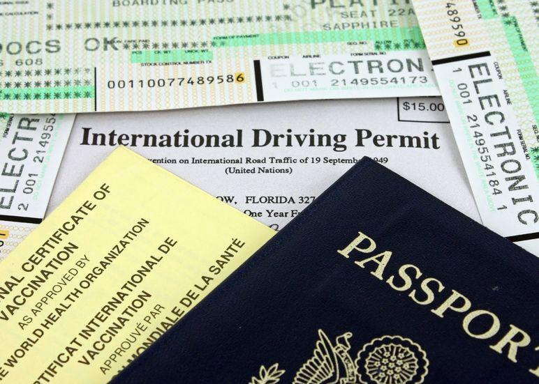 La lista esencial de equipaje internacional 23