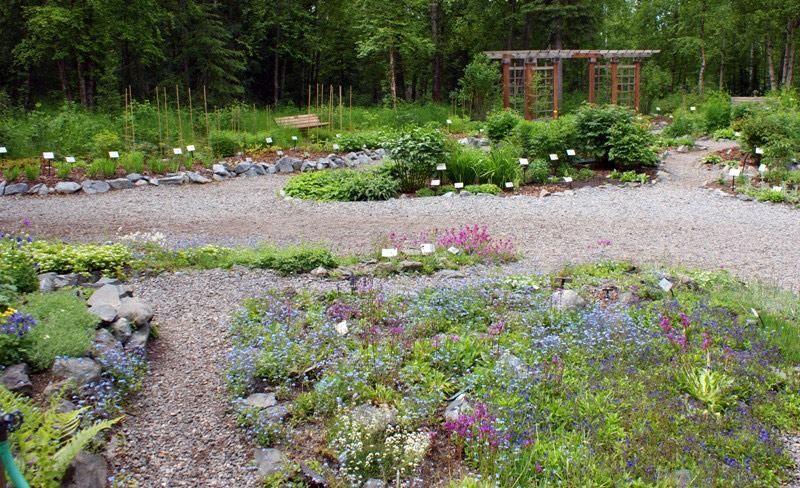 Jardín Botánico de Anchorage