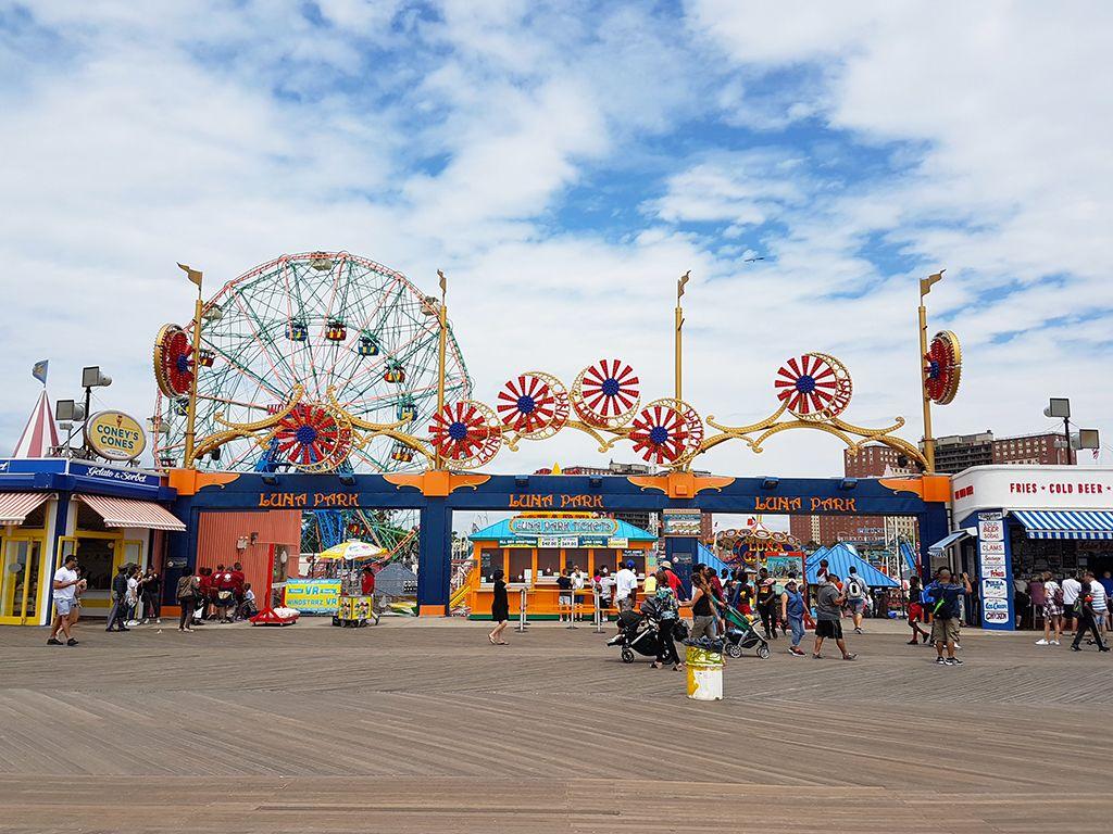 Luna Park de Coney Island