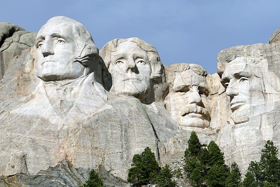 Memorial Nacional del Monte Rushmore
