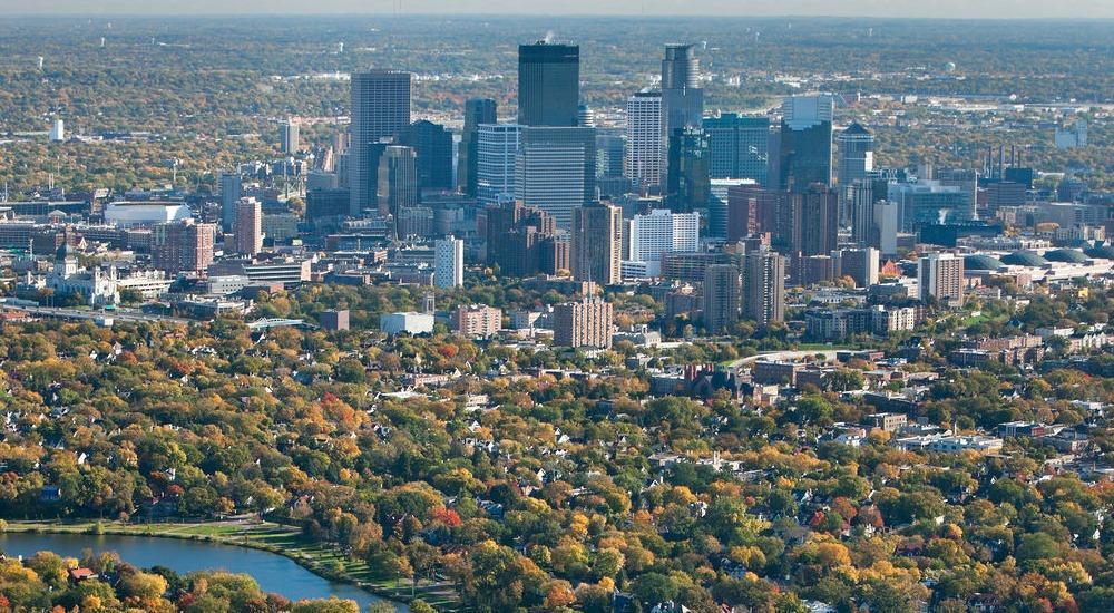 Minneapolis y St Paul