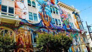 Murales del Distrito de la Misión