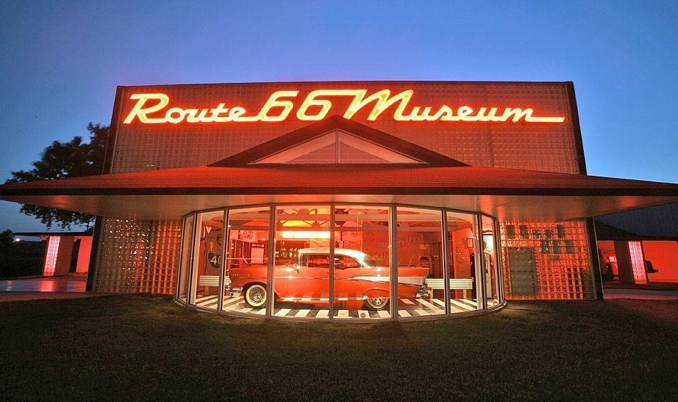 Museo de la Ruta 66 de Oklahoma