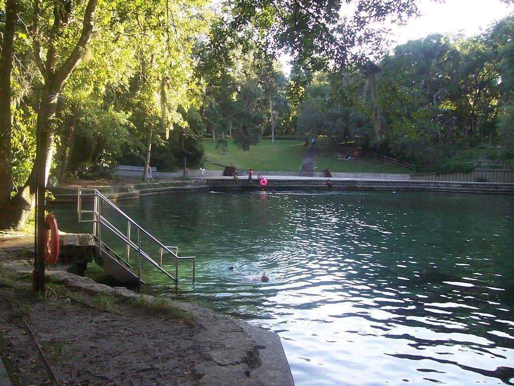 Parque Estatal de Wekiwa Springs