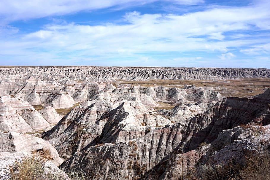 Parque Nacional de Badlands