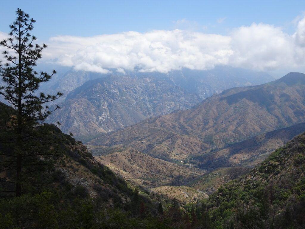 Parque Nacional de Kings Canyon