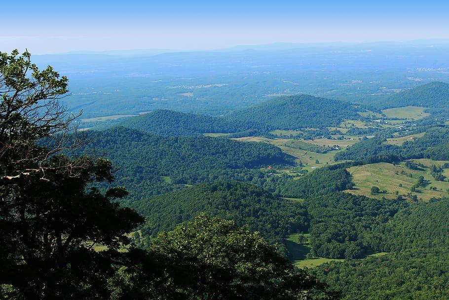 Parque Nacional de Shenandoah