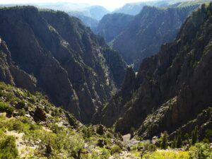 Parque Nacional del Cañón Negro del Gunnison