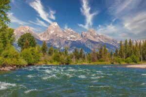 Parque Nacional del Gran Teton
