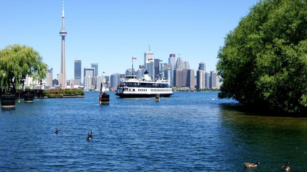 Parque de la Isla de Toronto