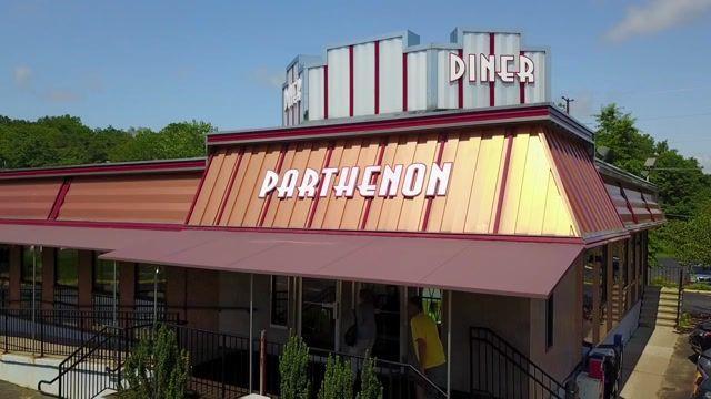 Parthenon Diner - Branford