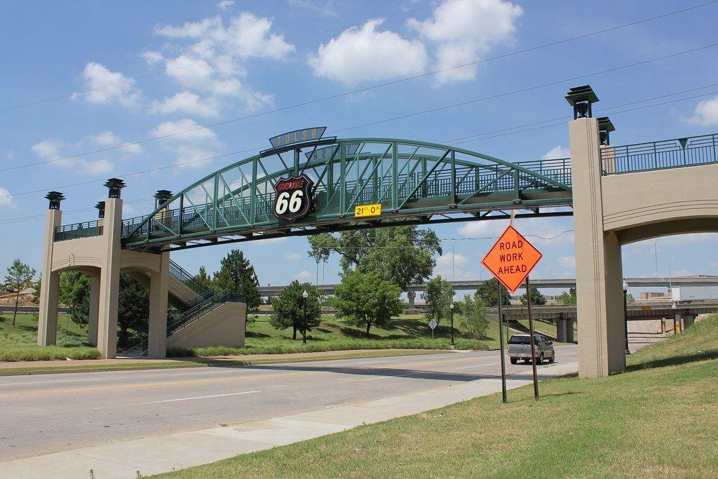 Ruta 66: Oklahoma