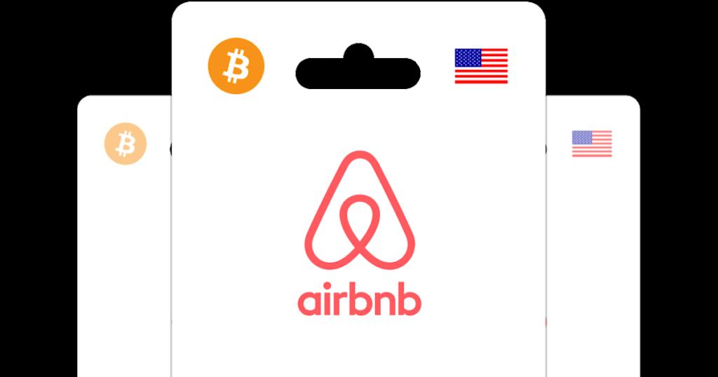 Tarjeta de regalo de Airbnb