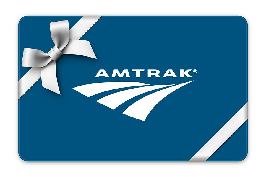 Tarjeta de regalo de Amtrak