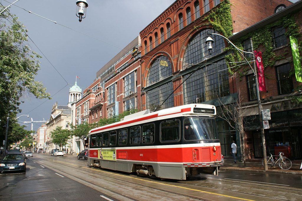 Tranvías de Toronto