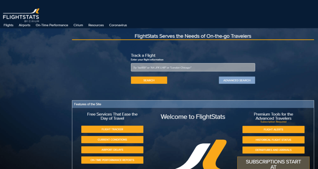 Las 6 mejores maneras de seguir un vuelo en línea 4