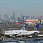 Del aeropuerto de Newark a NYC y viceversa