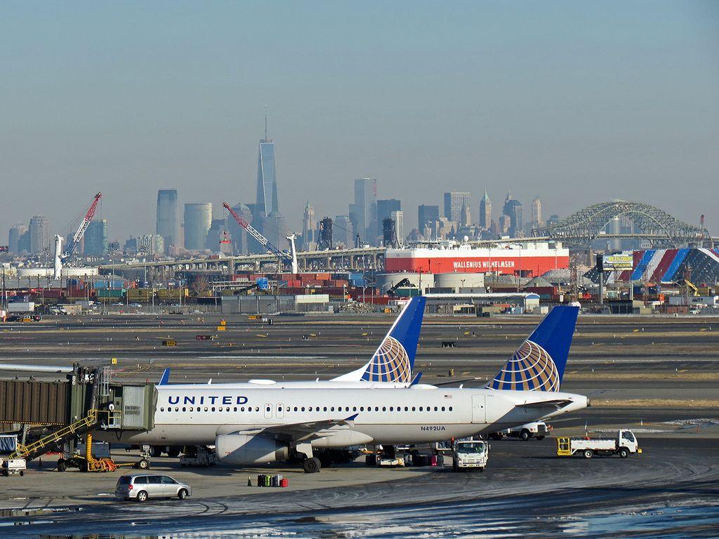 Aeropuerto Internacional Newark Liberty