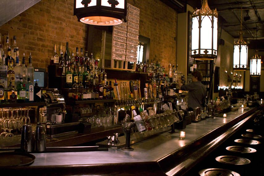 Bar The Belfry