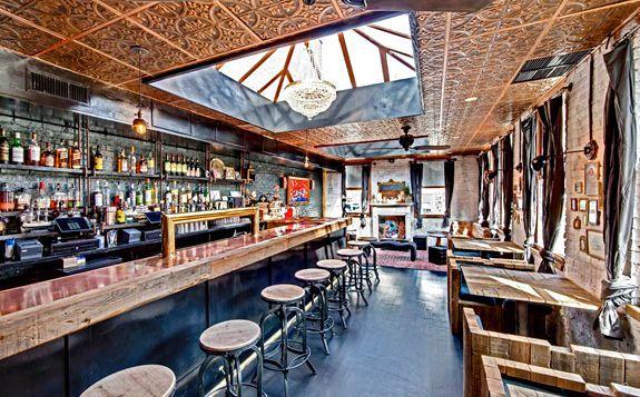 Bar The Garret
