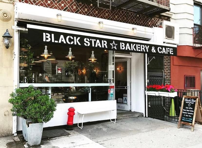 Black Star Bakery in Long Island City