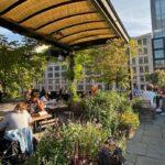 Gallow Green Rooftop Bar en el Hotel McKittrick