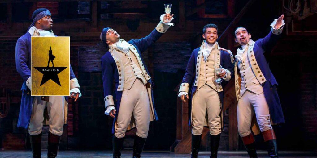 Hamilton en Broadway