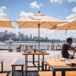 Los 10 mejores restaurantes y bares frente al mar de Nueva York