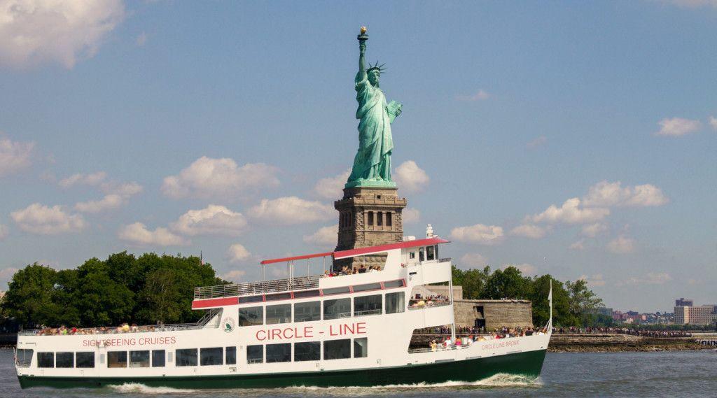 Lady Liberty con Circle Line Cruises