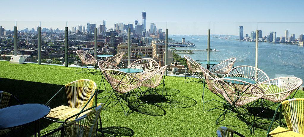 Le Bain Rooftop Bar New York City