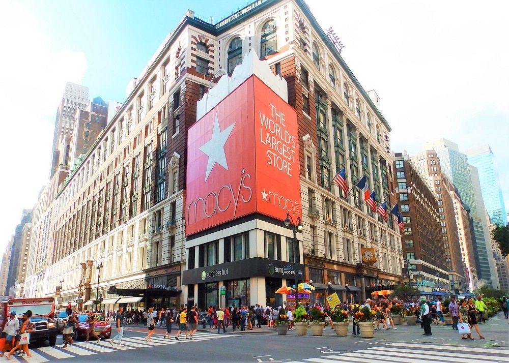 Macy's Nueva York: