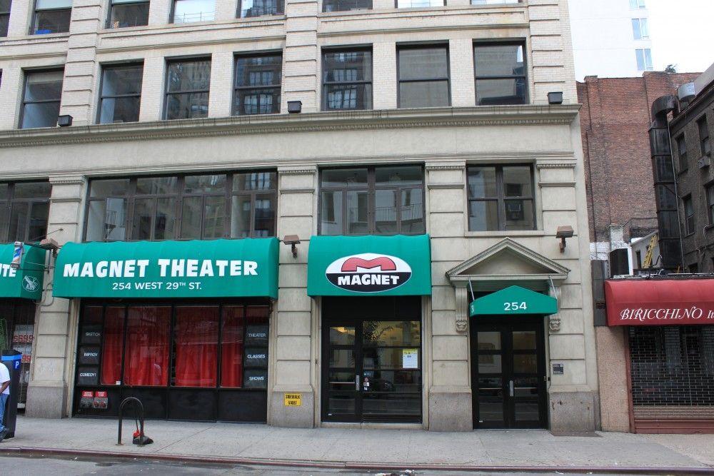 Magnet Theater new york