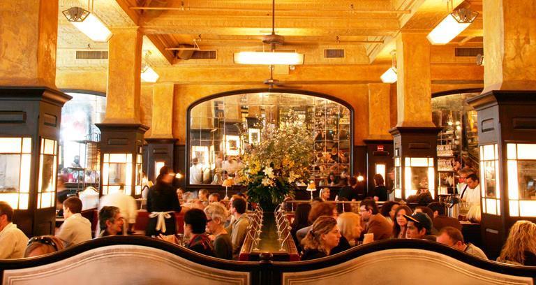 Restaurante Balthazar NYC