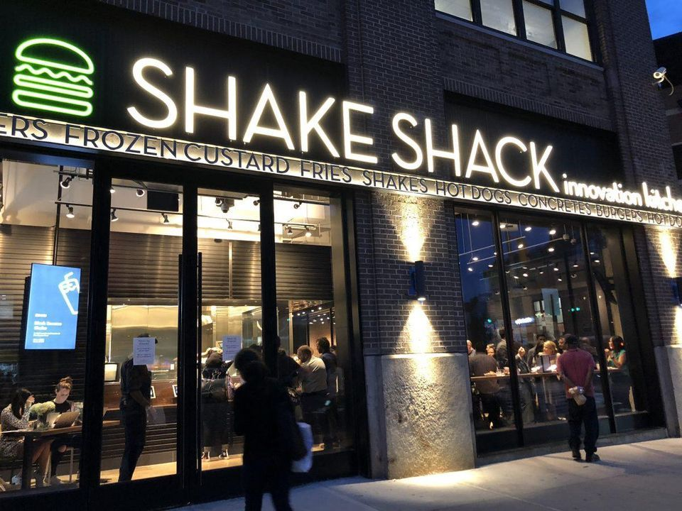Restaurante Shake Shack