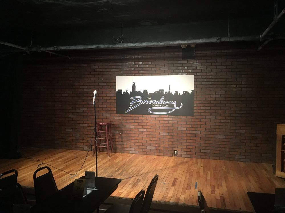 Roadway Comedy Club