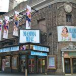 Teatro Broadhurst- monumento oficial de Nueva York