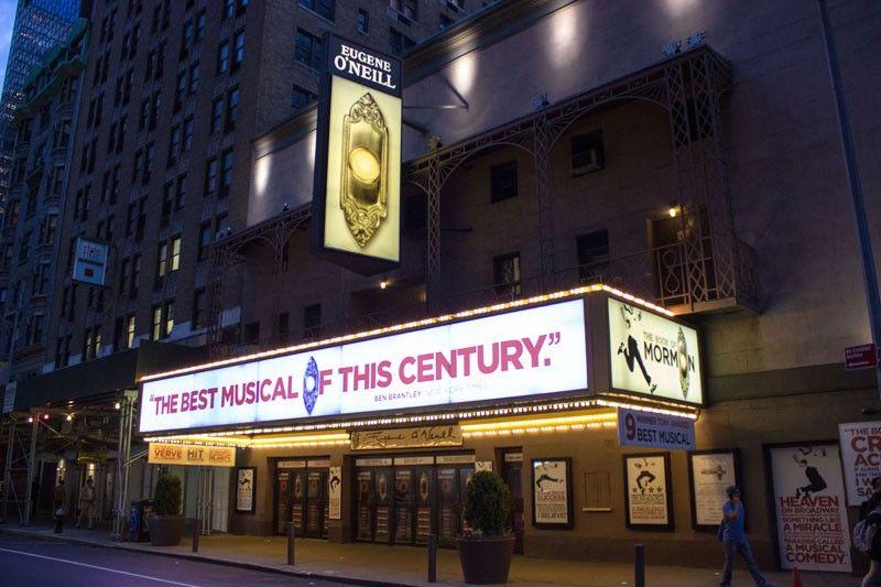 Theater Eugene O'Neill