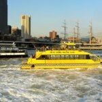 Taxi acuático en Nueva York