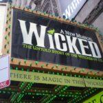 El Musical Wicked en Broadway