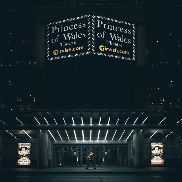 Teatro de Broadway